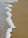 Seeufer Stockbild