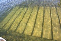 Seeufererholungsorte im schönen Britisch-Columbia, Kanada Stockfoto