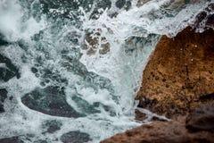 Â-Seewelle stockfoto