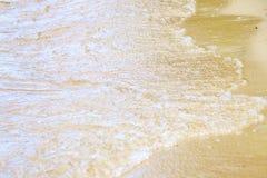 Seewellensand stockbild