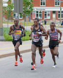 Sefir赢取渥太华马拉松2016年 免版税库存照片