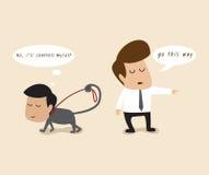 Sefl控制 免版税库存图片