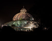 Sefton公园温室,利物浦,英国,在1896年完成 做的照片2012年8月9日 库存图片