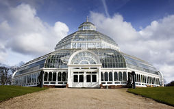 Sefton Park Palm house, Liverpool Royalty Free Stock Images