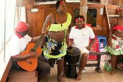 Sega, île des Îles Maurice photo libre de droits