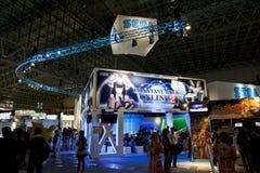 SEGA Booth of TGS Stock Image
