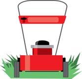 Segadeira de gramado ilustração do vetor
