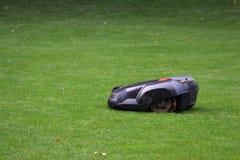 Segadeira de gramado Imagens de Stock Royalty Free