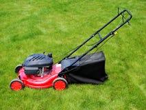 Segadeira de gramado Fotografia de Stock