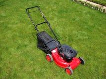 Segadeira de gramado Imagem de Stock Royalty Free