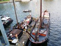 Segel Amsterdam 2015 Stockbild