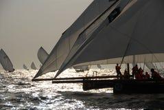 Segel zum zu segeln Stockbilder