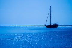 segelbåt Arkivfoto
