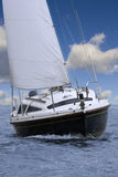 segelbåt Royaltyfria Bilder