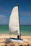 segelbåt Royaltyfri Bild