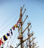 Segelbåt Royaltyfria Foton