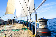 segelbåt ii Royaltyfri Foto