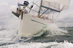 Segelbåtyacht Royaltyfria Bilder