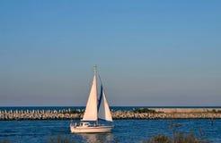 Segelboot #2 Stockfoto