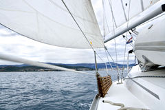 Segelboot Stockfotos