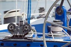 Segelboot Stockfoto
