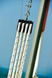 Segelboot-Seilrolle Lizenzfreie Stockbilder