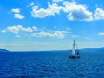 Segelboote 5 Stockfotos