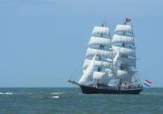 segelbåt Arkivbild