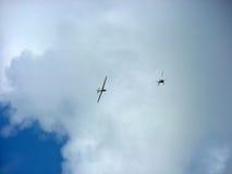 Segelflugzeug Lizenzfreies Stockbild