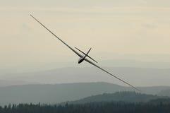Segelflugzeug Lizenzfreies Stockfoto