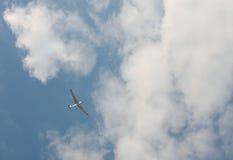 segelflugzeug Stockfoto