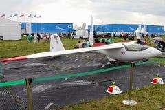 Segelflugzeug PW-5 am internationalen Luftfahrt-und Raum-Salon MAKS lizenzfreies stockfoto