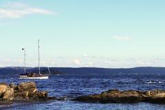 segeln Stockfoto