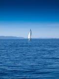 segeln Lizenzfreies Stockbild