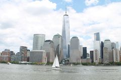 segeln Lizenzfreies Stockfoto