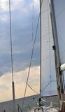 segeln Lizenzfreie Stockfotografie