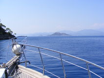 Segeln-Boot Stockbilder