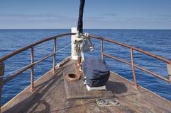 Segeln-Boot Stockbild