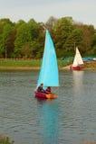 Segeln-Boote Lizenzfreies Stockbild
