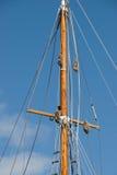 Segeln-Mast Stockbilder