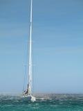 Segeln-Yacht Stockbild