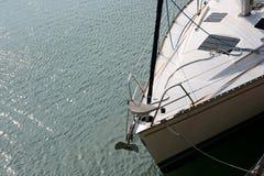 Segelnboot Lizenzfreie Stockfotografie