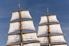 Segelschiff Stockfotos