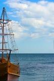Segelschiff Stockfoto