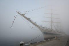 Segelschiff MIR Stockfoto