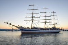 Segelschiff MIR Lizenzfreie Stockfotografie