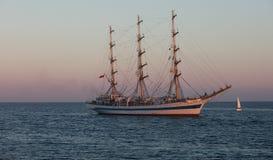 Segelschiff MIR Lizenzfreies Stockfoto