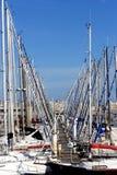 Segelschiffe Stockbild