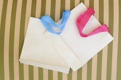 Segeltuch-Taschenfarbe Lizenzfreie Stockfotos