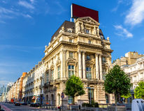 Segers House in Brussels Stock Photo